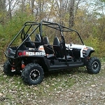 RT Pro RZR 4 800 Roll Cage Extension - All Years