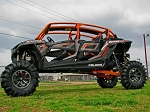 S3 Powersports Polaris RZR XP 4 1000 /Turbo 4 Custom ABC Pillar Cage