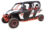 Dragonfire Racing SoftTop for Maverick Max & Commander Max Models
