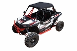 Dragonfire Racing SoftTop for RZR XP 1000 Models
