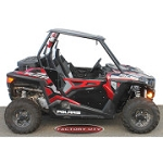 RZR 900 Trail/XC-Door Inserts