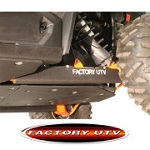 RZR XP2 1000/Turbo-Trailing Arm Guards
