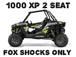 AllThingzUTV POLARIS RZR 2 SEAT 1000XP *WITH FOX SHOCKS* TENDER SPRING KIT