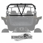 Yamaha YXZ-Bolt-On Rear Intrusion Bundle - Includes: Harness Bar + Cage Extension + Center Support