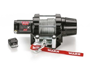Warn VRX 25 Powersports Winch (2,500lb) Steel Cable
