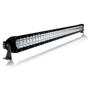 40 inch double row series double row led light bar combo 400w mozeypictures Images