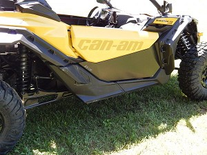 Axiom SXS Can-Am Maverick X3 – Lower Door Inserts