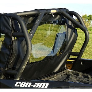 Over Armour Offroad Can-Am Commander 1000 Soft Rear WIndow