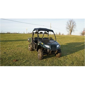 Over Armour Offroad Soft Top Cap (Prowler with Round Tube Frame)