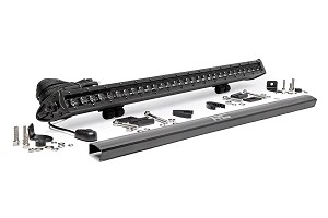 Rough Country 30-inch Cree LED Light Bar - (Single Row | Black Series)