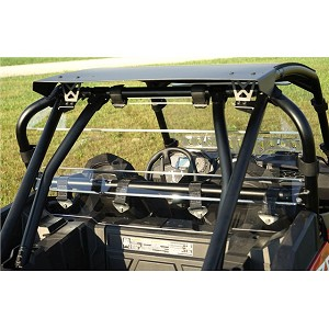 Over Armour Offroad 2019 Polaris RZR XP Turbo S Polycarbonate Rear Window